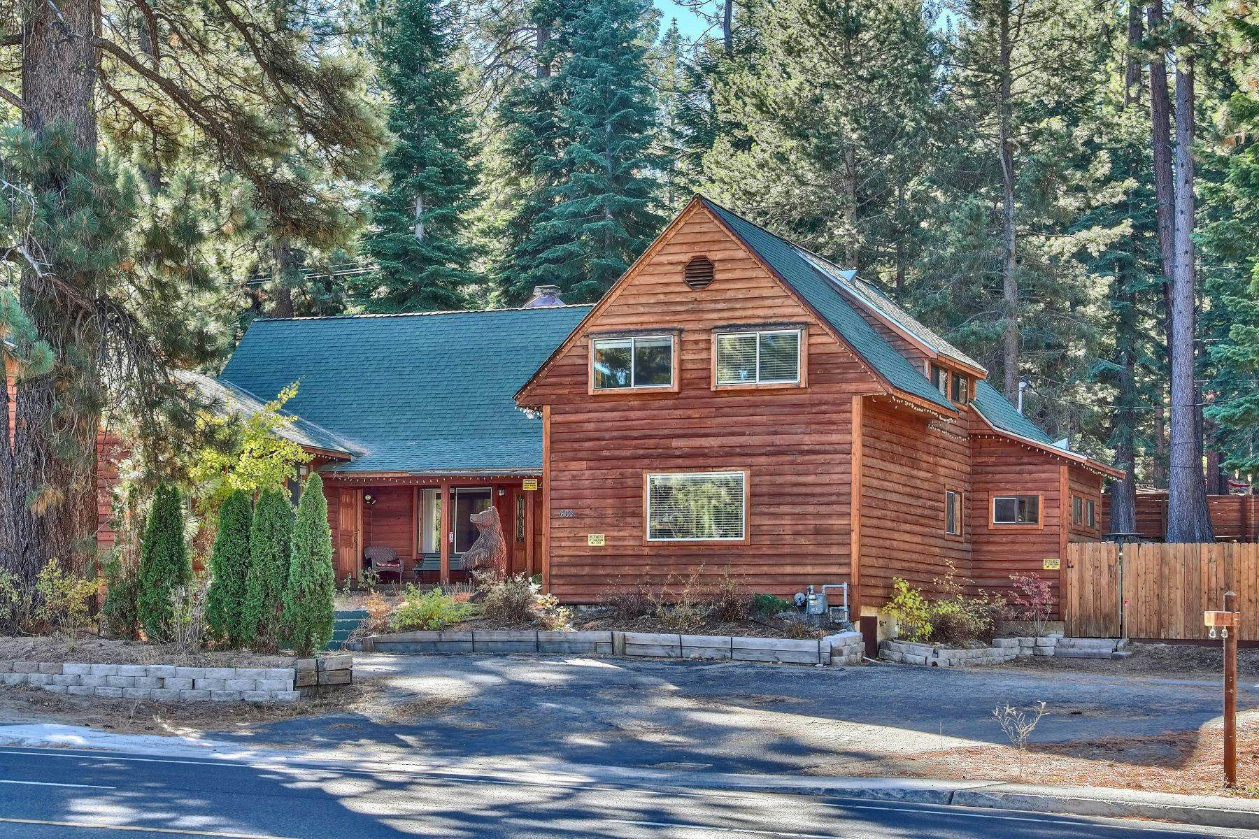 46. Multi-Family Homes for Active at Mountain Retreat on Emerald Bay Road 608/580 Emerald Bay Rd South Lake Tahoe, California 96150 United States