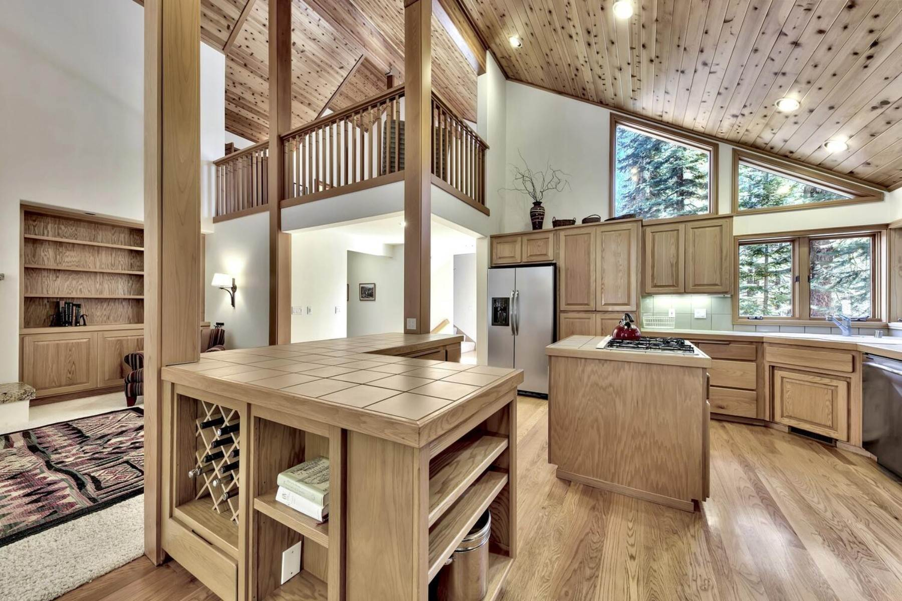 9. Single Family Homes for Active at Private Setting In Tahoe Donner 12320 Telemark Place Truckee, California 96161 United States