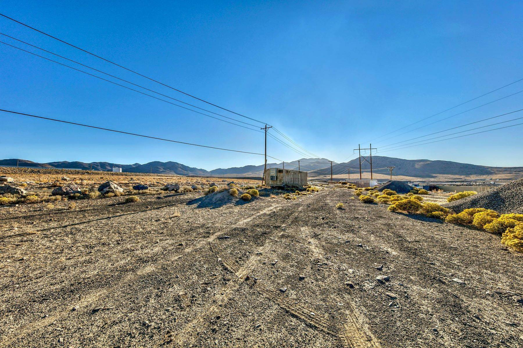 8. Land for Active at Tahoe Reno Industrial Park 395 Denmark Reno, Nevada 89437 United States
