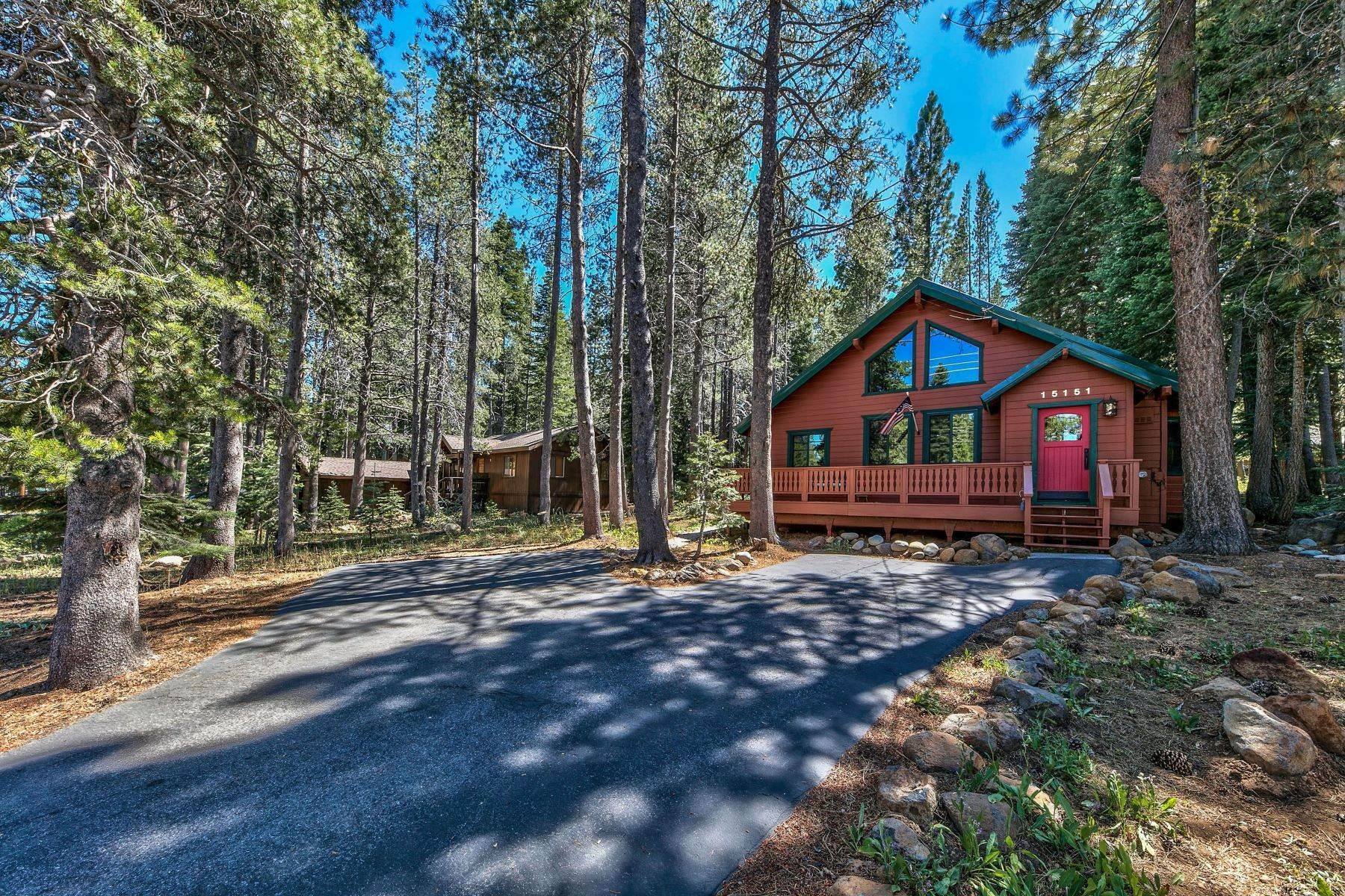 Single Family Homes for Active at Remodeled Tahoe Donner Retreat 15151 Northwoods Boulevard Truckee, California 96161 United States