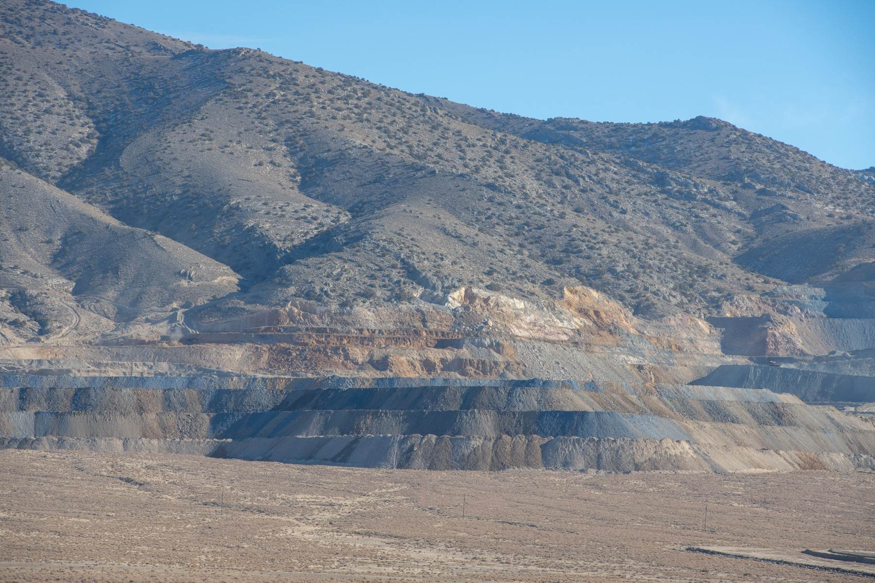 45. Land for Active at The Bonanza King Mine Lovelock, Nevada 89419 United States