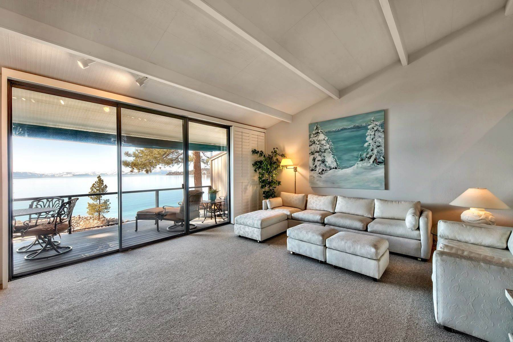 4. Condominiums for Active at Lakefront property with Boat Marina 525 Lakeshore Blvd #48 Incline Village, Nevada 89451 United States