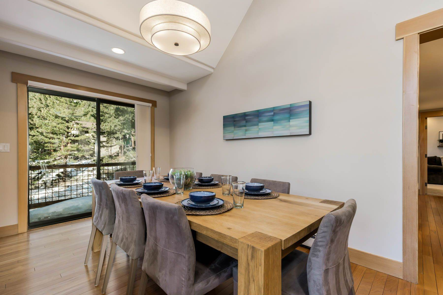 8. Single Family Homes for Active at Lakeview Creekside Mountain Home 1007 Apollo Way Incline Village, Nevada 89451 United States