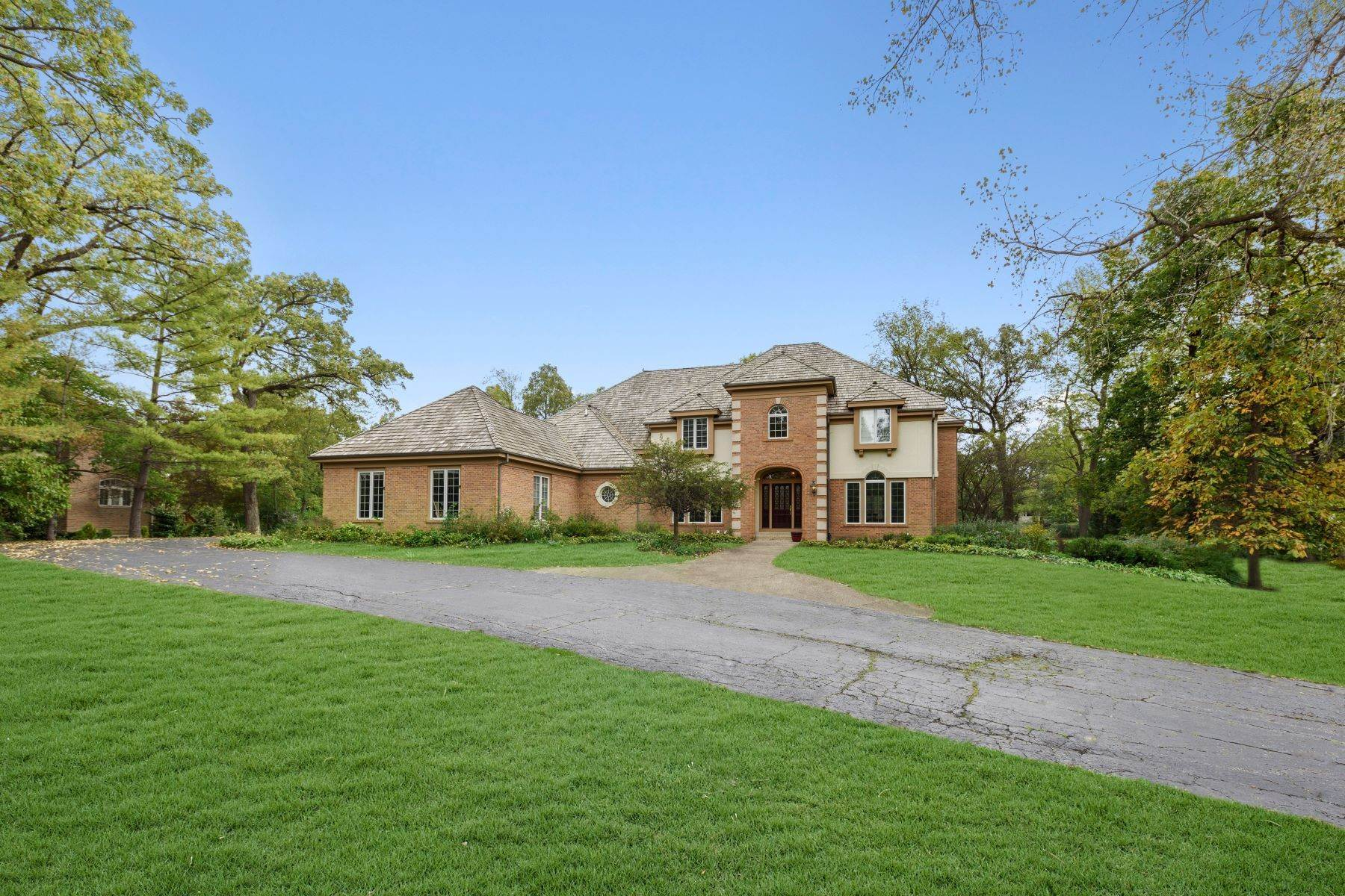 Single Family Homes for Active at Wonderful Views 12 Riderwood Road North Barrington, Illinois 60010 United States