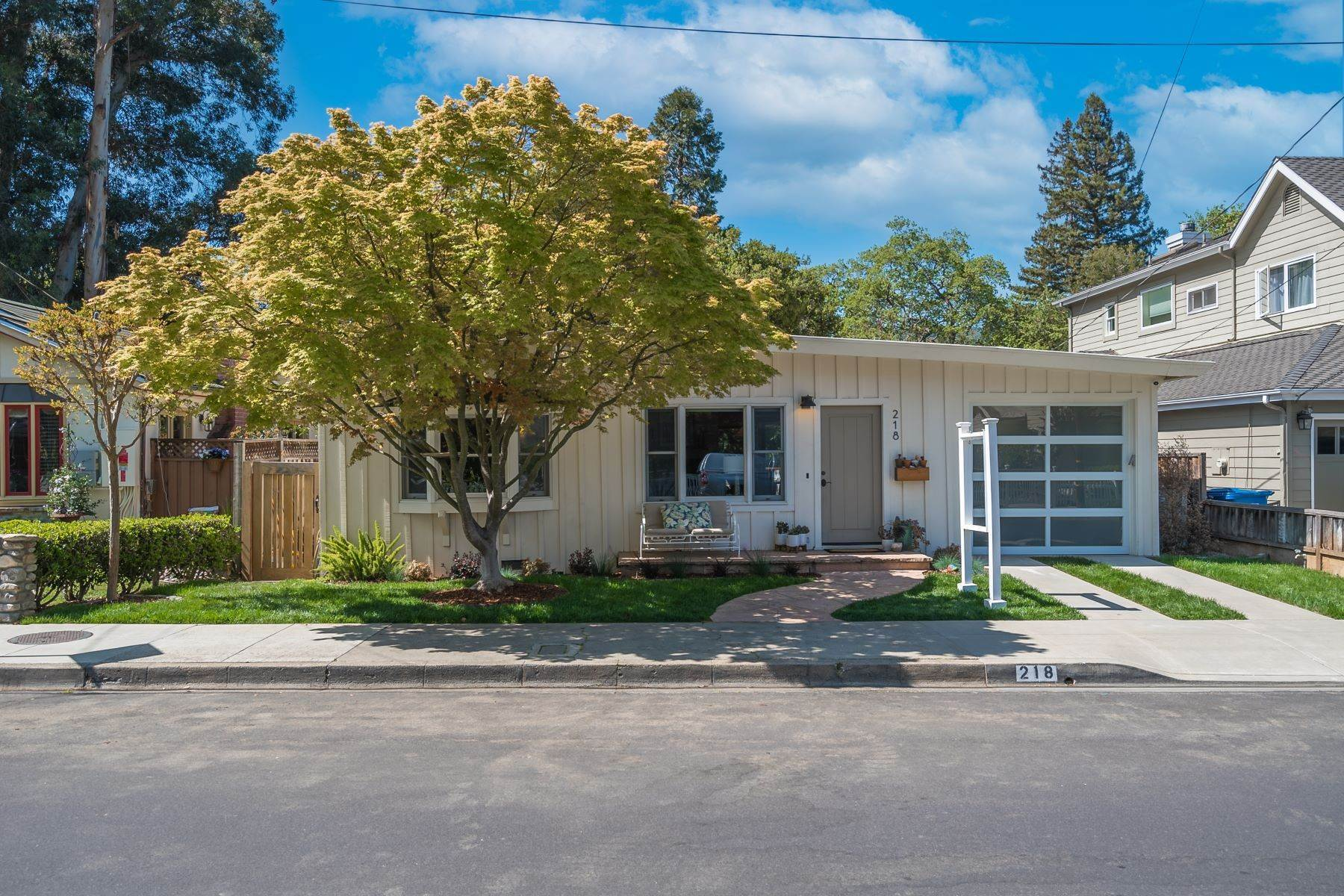 Single Family Homes for Active at Los Gatos Charmer 218 Johnson Avenue Los Gatos, California 95030 United States