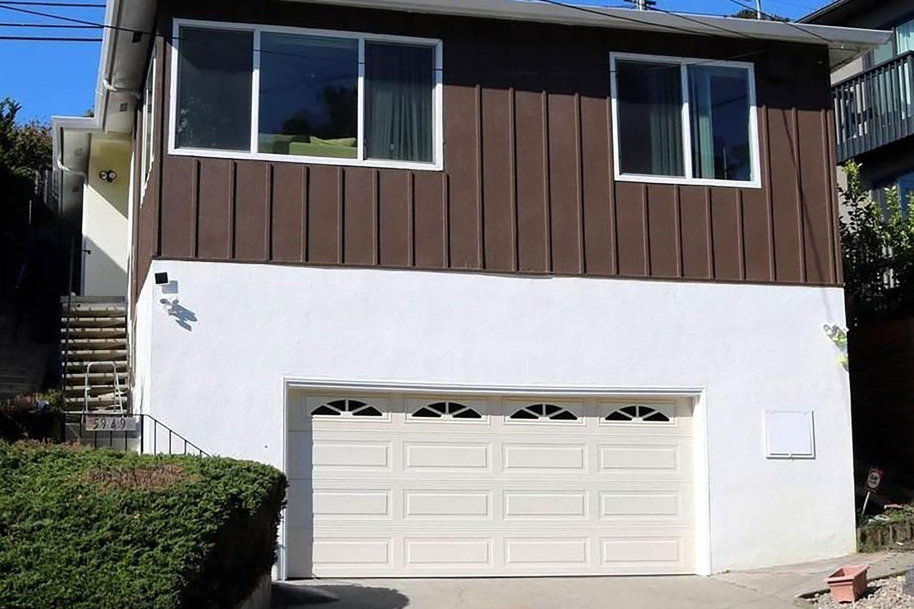 Single Family Homes for Active at 5949 Fern Street El Cerrito, California 94530 United States