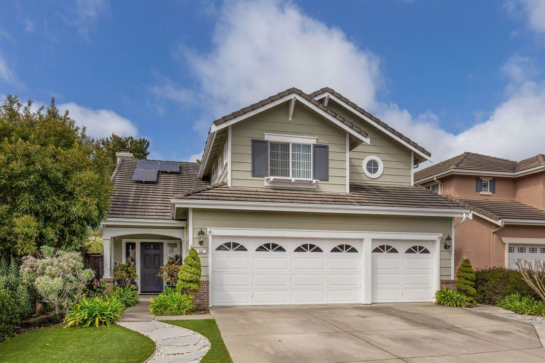 Single Family Homes por un Venta en Pacifica Hills in Saltaire Development 68 Driftwood Circle Pacifica, California 94044 Estados Unidos