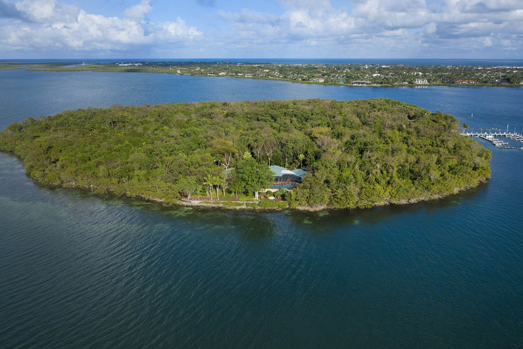 3. Property 为 销售 在 Pumpkin Key - Private Island, Key Largo, FL Pumpkin Key - Private Island 拉哥, 佛罗里达州 33037 美国
