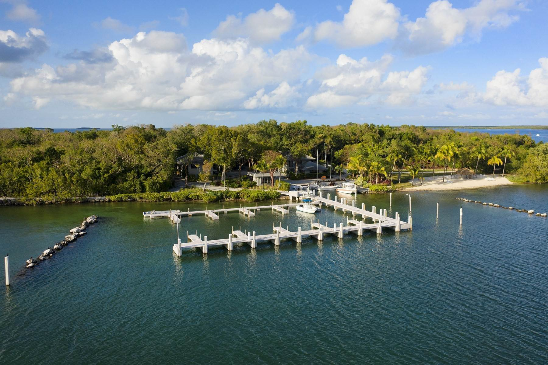 6. Property 为 销售 在 Pumpkin Key - Private Island, Key Largo, FL Pumpkin Key - Private Island 拉哥, 佛罗里达州 33037 美国