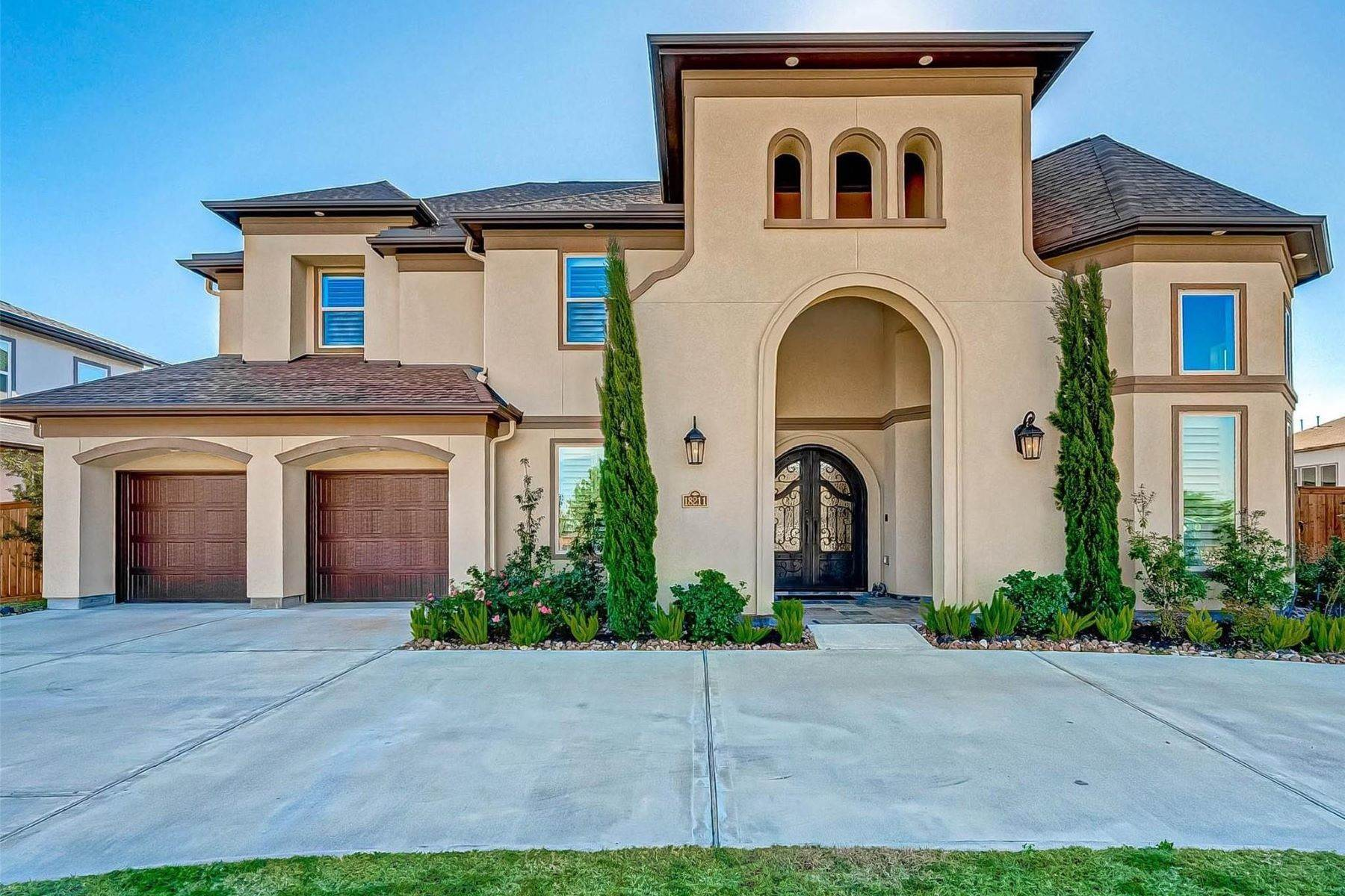 Single Family Homes for Active at 18211 Dockside Landing Drive Cypress, Texas 77433 United States