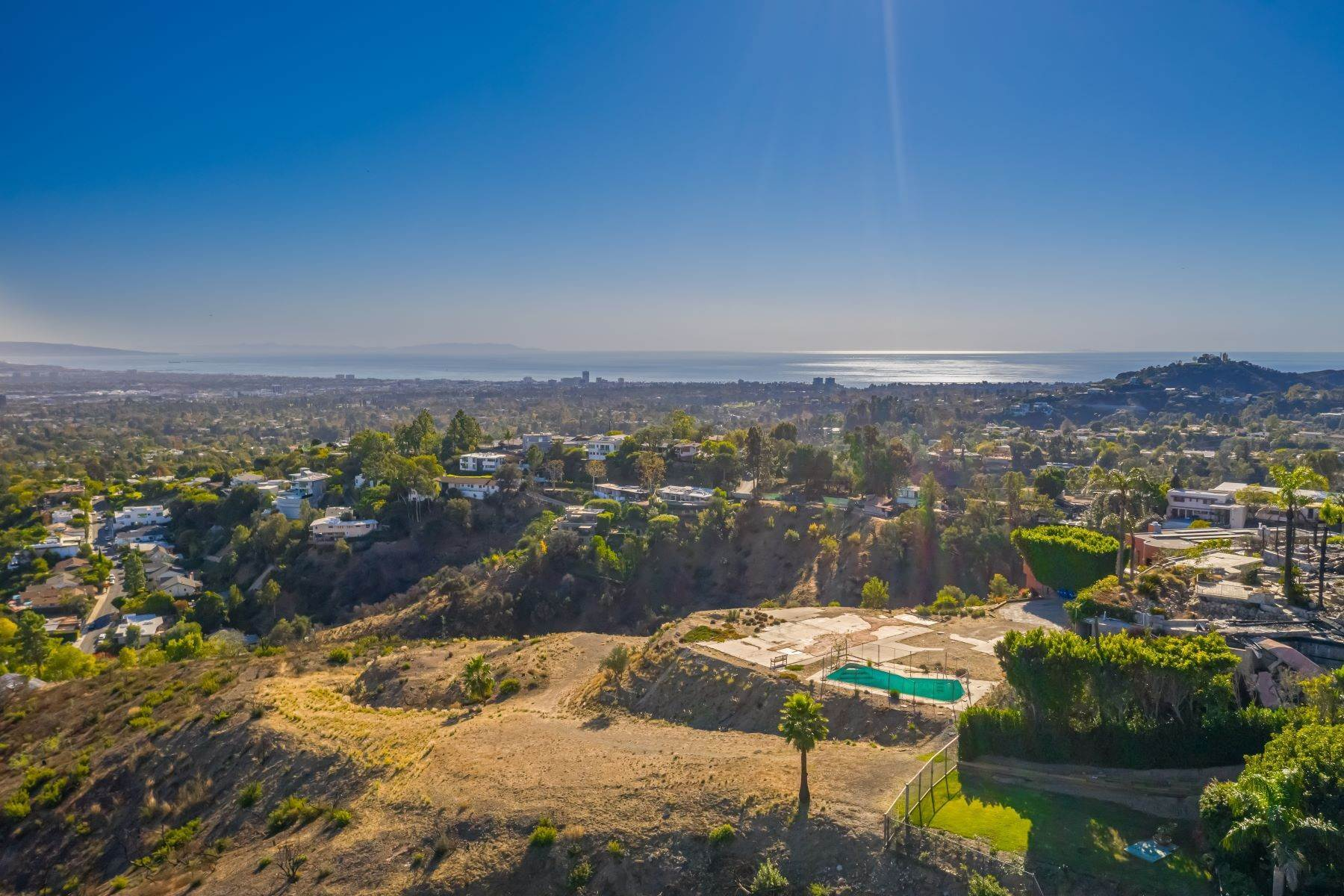 Land for Active at Jet Liner View Lot 1204 Chickory Lane Los Angeles, California 90049 United States
