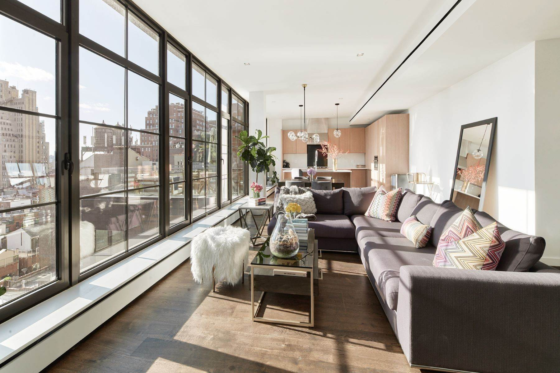 Condominiums for Active at 225 West 17th Street, PH1 New York, New York 10011 United States
