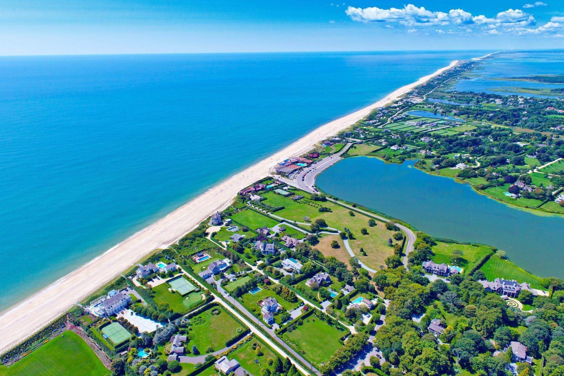 Land for Active at 1 Fair Lea, Deeded Ocean Access 1 Fair Lea Southampton, New York 11968 United States