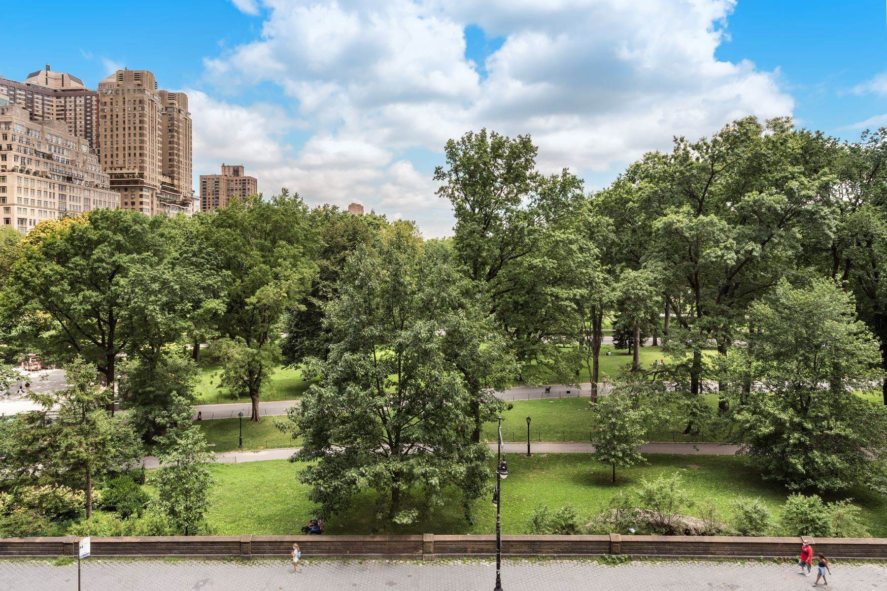 Apartments for Active at CPS PERFECTION WITH A VIEW 230 Central Park South, 6DEFG New York, New York 10019 United States