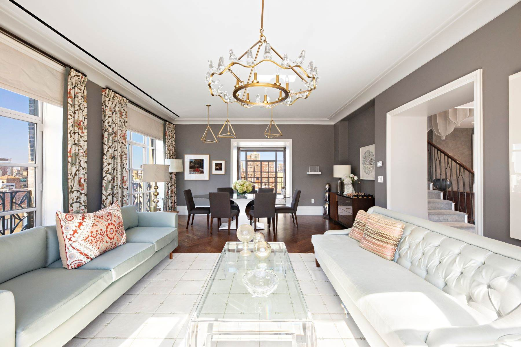 Condominiums for Active at 135 East 79th Street PH19W Condo Duplex 135 East 79th Street, PH19W New York, New York 10028 United States