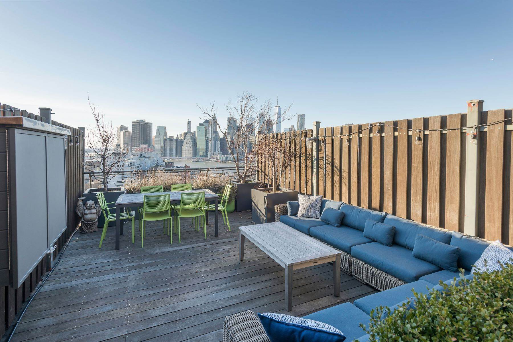 Condominiums for Active at Meticulously Combined Dumbo Loft 70 Washington Street, Apt 11FG Brooklyn, New York 11201 United States