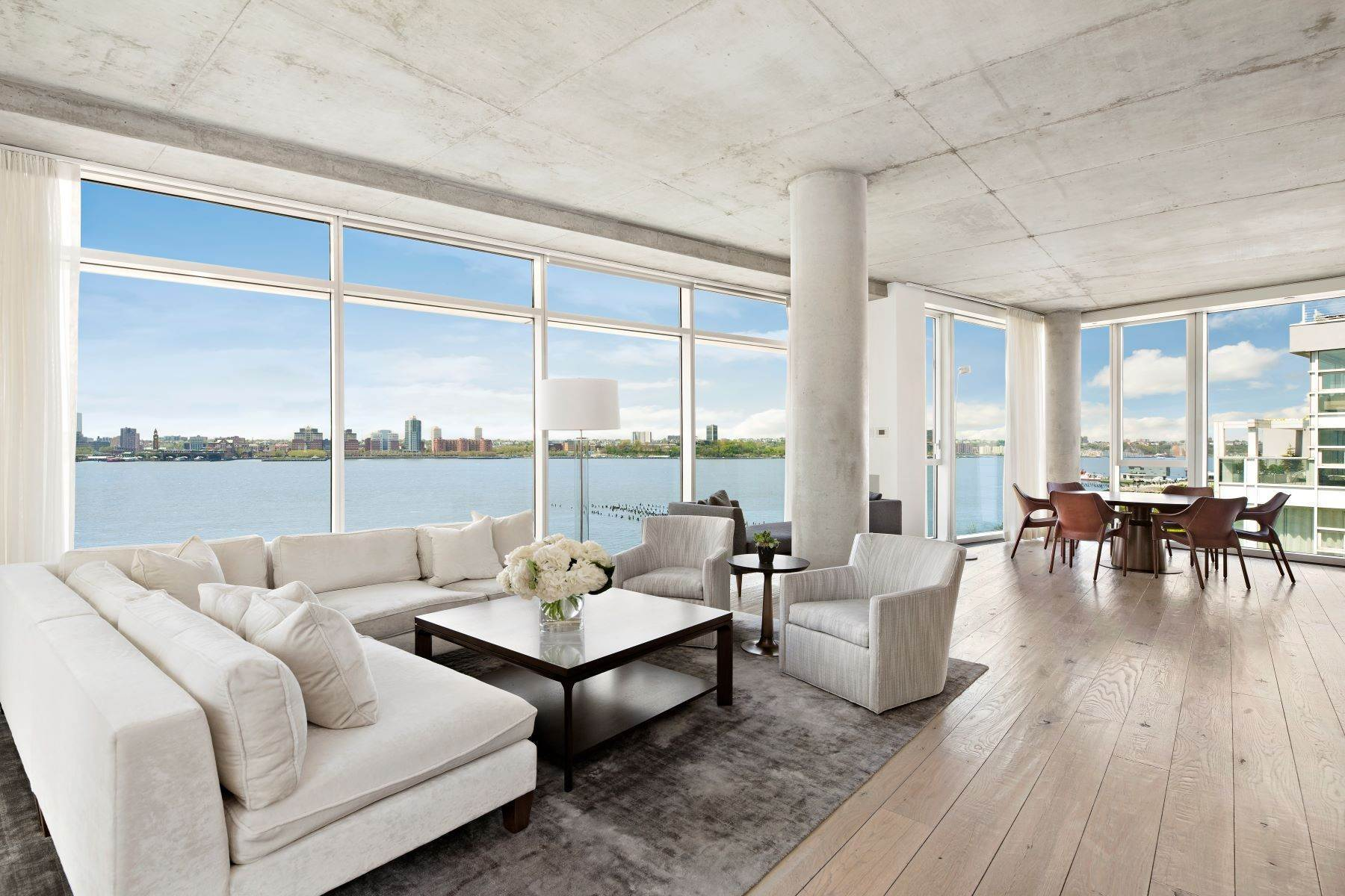Condominiums for Active at 173 Perry Street, 8N New York, New York 10014 United States