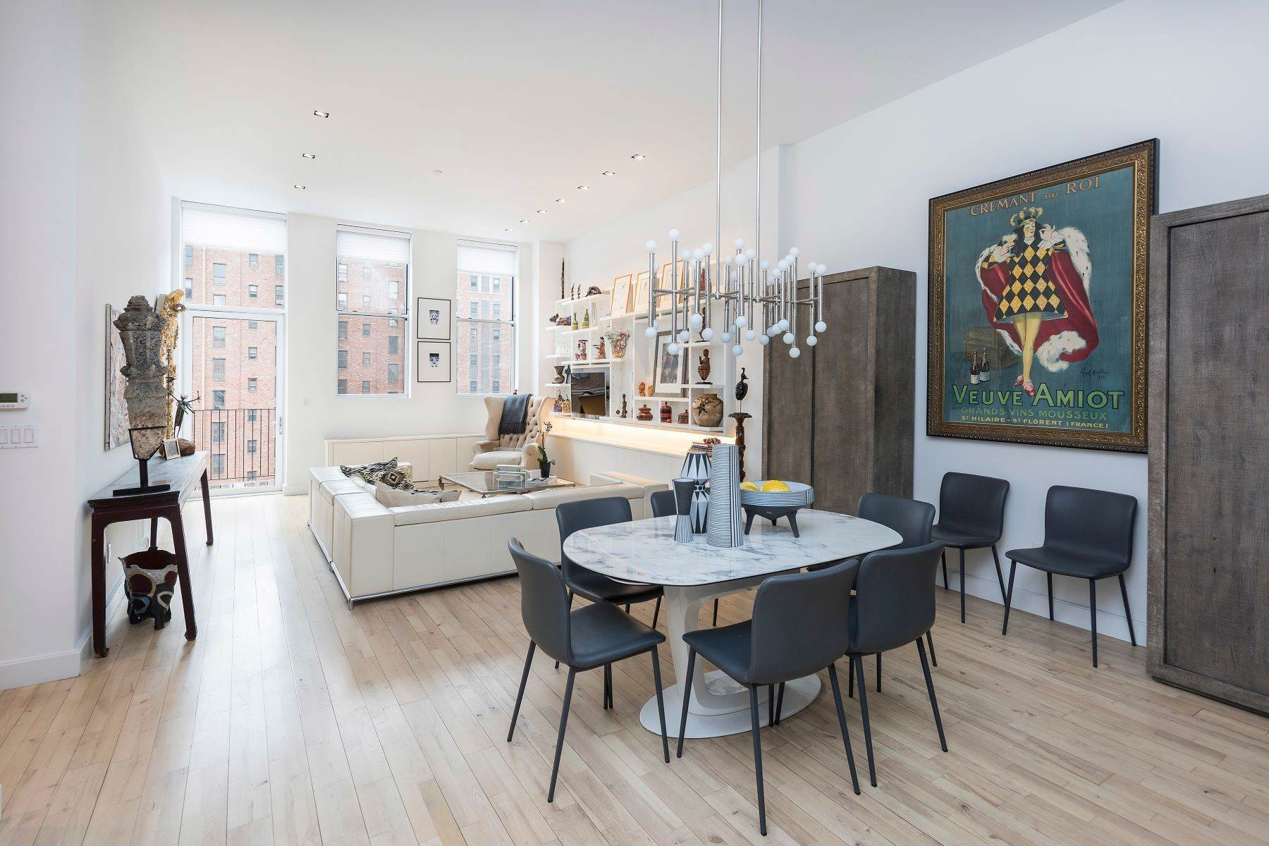 Condominiums for Active at 420 West 25th Street, Apt. 8G 420 West 25th Street, Apt 8G New York, New York 10001 United States