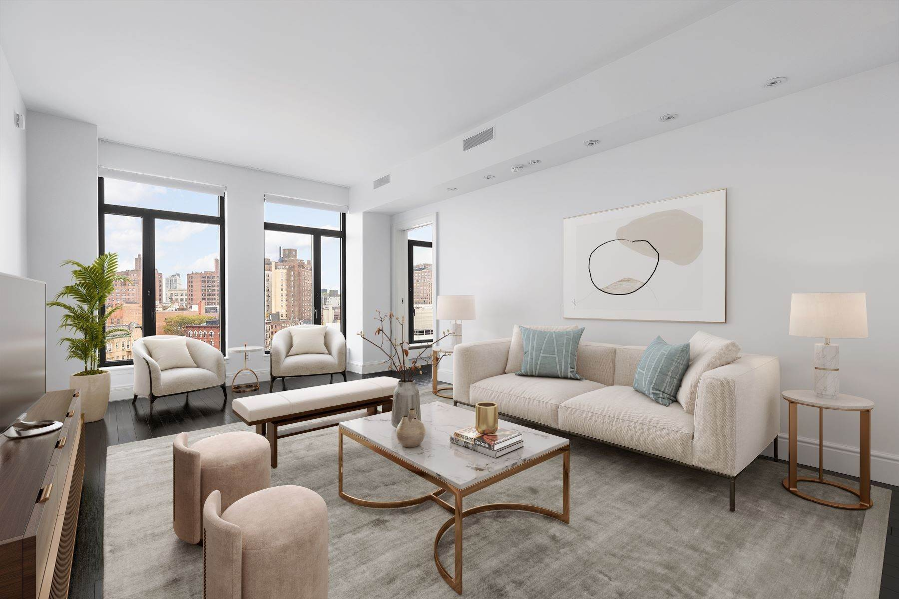 Condominiums for Active at 155 West 11th Street, 8C New York, New York 10003 United States
