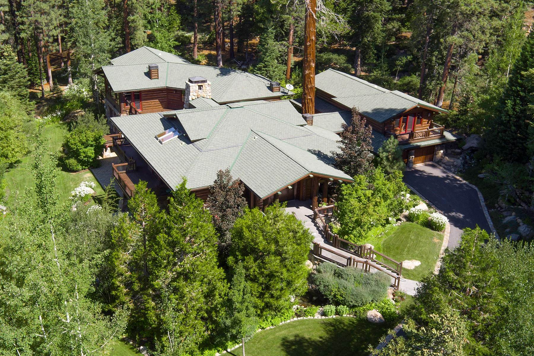 47. Single Family Homes for Active at 674 Alpine View Drive Incline Village, Nevada 89451 United States