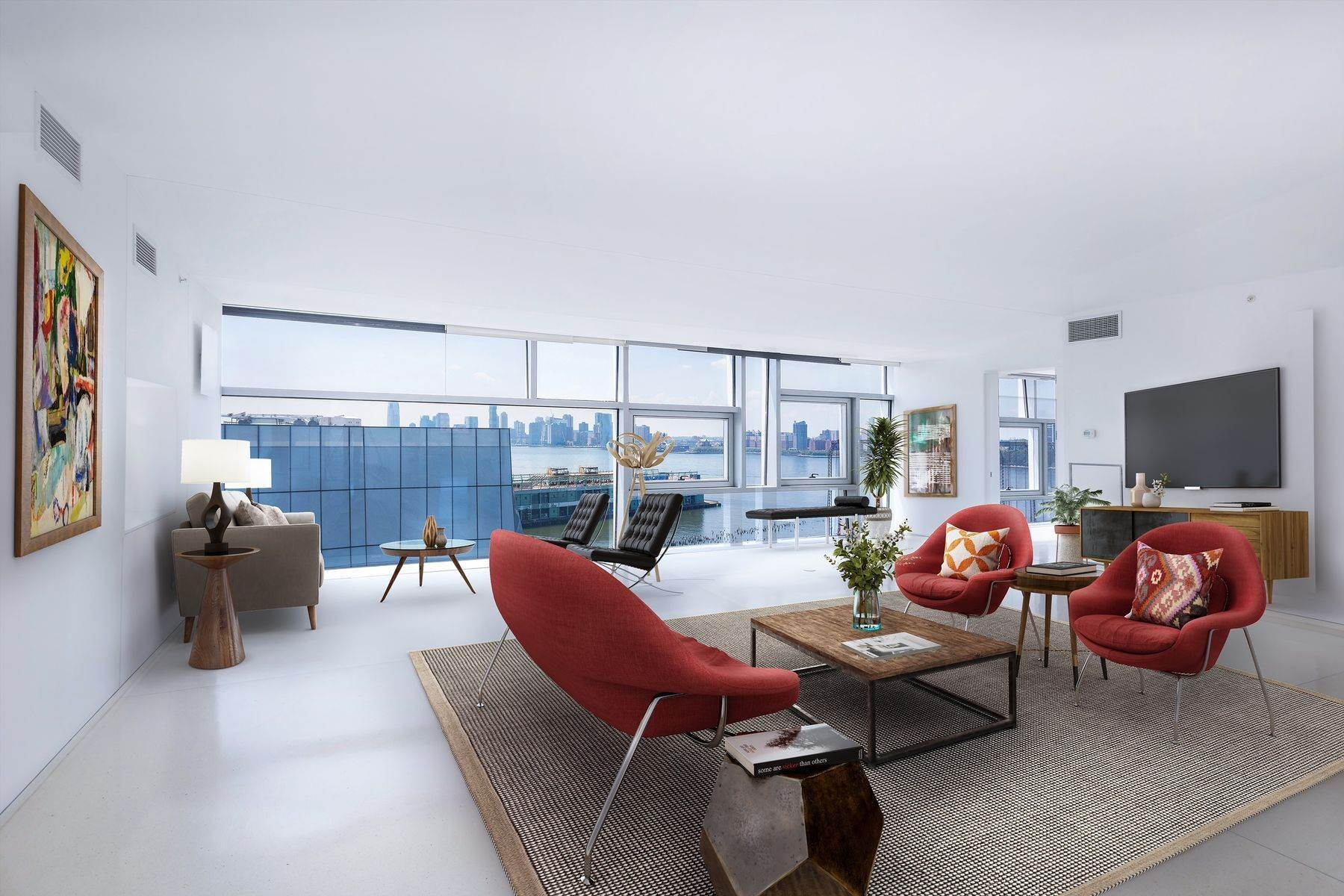 Condominiums for Active at A Singular Opportunity 100 Eleventh Avenue, Apt 16C New York, New York 10011 United States