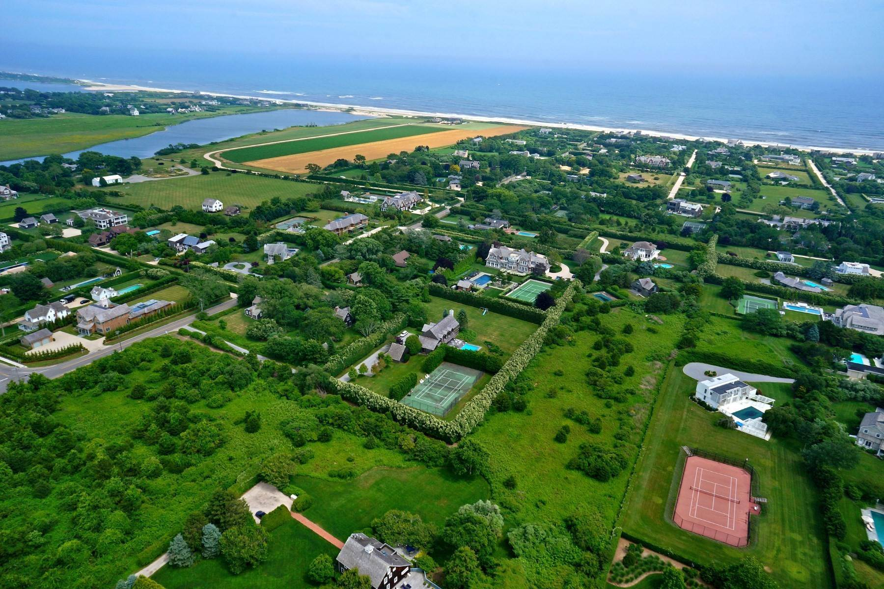 Land for Active at Sagaponack South Privacy 342 Town Line Road Sagaponack, New York 11962 United States
